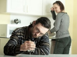 Get help for your alcoholic husband!