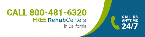 free rehab centers california