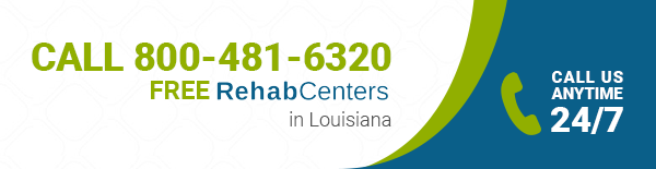 free rehab center in Louisiana