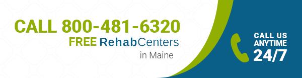 free rehab center in Maine