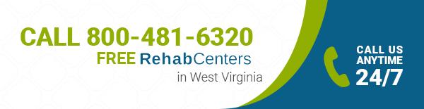 free rehab center in West Virginia