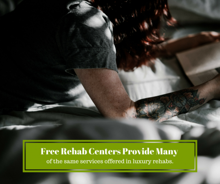 free rehab support services