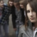 group of teenagers on the streets